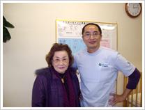 小沼泰子さん 主婦 女性 82歳